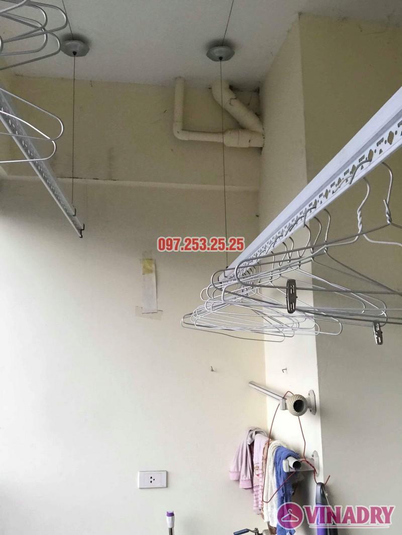 Sửa chữa giàn phơi thông minh tại Cầu giấy nhà chị Nhu, chung cư Thăng Long Tower - 04