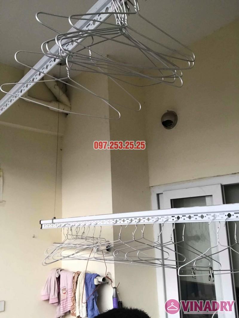 Sửa chữa giàn phơi thông minh tại Cầu giấy nhà chị Nhu, chung cư Thăng Long Tower - 07