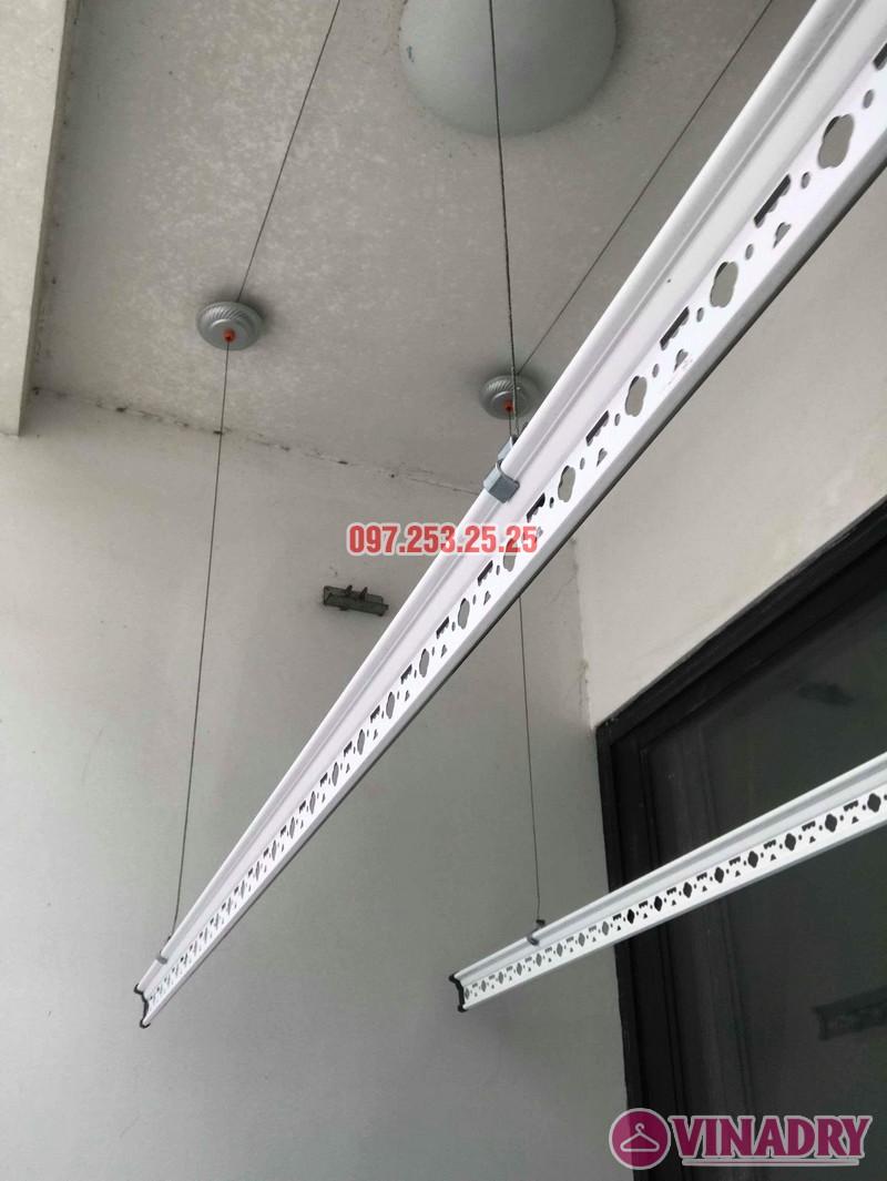 Sửa giàn phơi giá rẻ tại Hà Nội: Sửa giàn phơi nhà chị Thịnh, tòa T2, Times City - 05