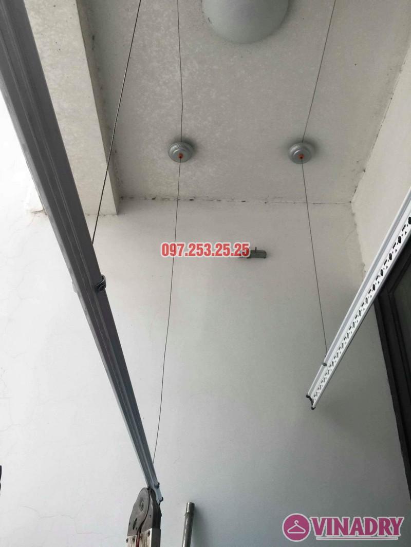 Sửa giàn phơi giá rẻ tại Hà Nội: Sửa giàn phơi nhà chị Thịnh, tòa T2, Times City - 08