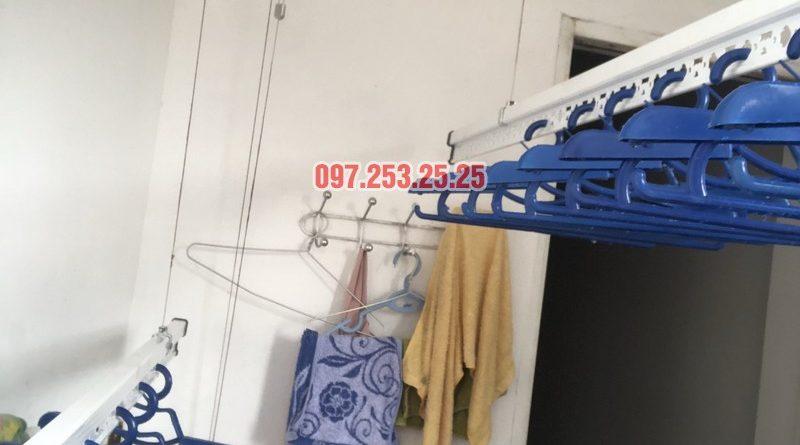 Lắp giàn phơi thông minh Bình Thuận giá rẻ