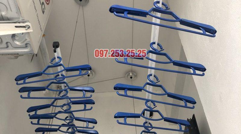 Lắp giàn phơi thông minh tại Bắc Giang - lắp giàn phơi Hòa Phát chính hãng giá rẻ