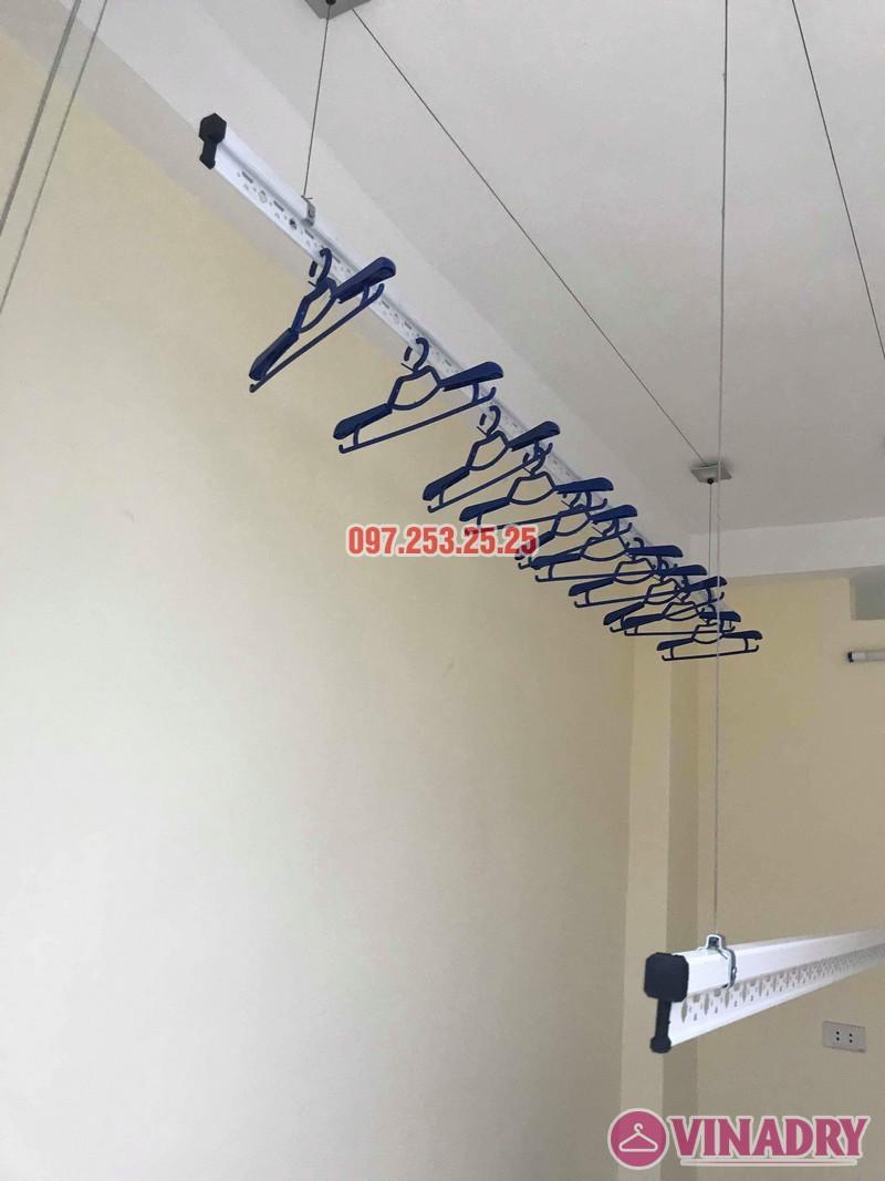 Lắp giàn phơi tại Hoàng Mai nhà chị Phượng, ngõ 420 Kim Giang - 03