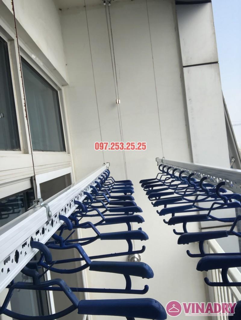 Lắp giàn phơi quần áo thông minh nhà chị Phương, căn 4004, tòa Keangnam Landmark Tower - 03