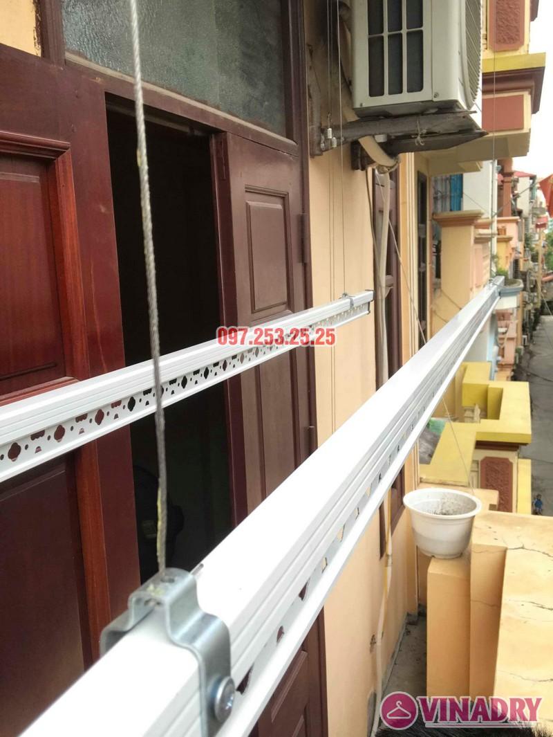 Lắp giàn phơi quần áo giá rẻ tại Thanh Trì, Hà Nội - 02