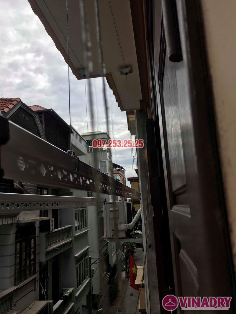 Lắp giàn phơi quần áo giá rẻ tại Thanh Trì, Hà Nội - 04