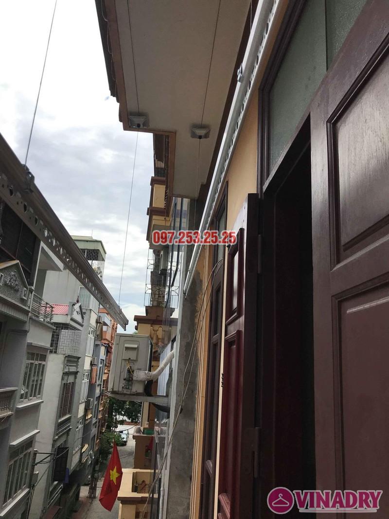 Lắp giàn phơi quần áo giá rẻ tại Thanh Trì, Hà Nội - 06