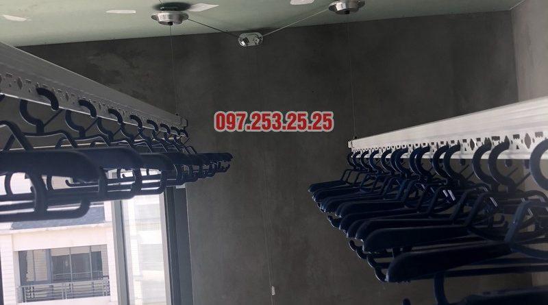 Lắp giàn phơi thông minh tại Phủ Lý, Hà Nam giá rẻ