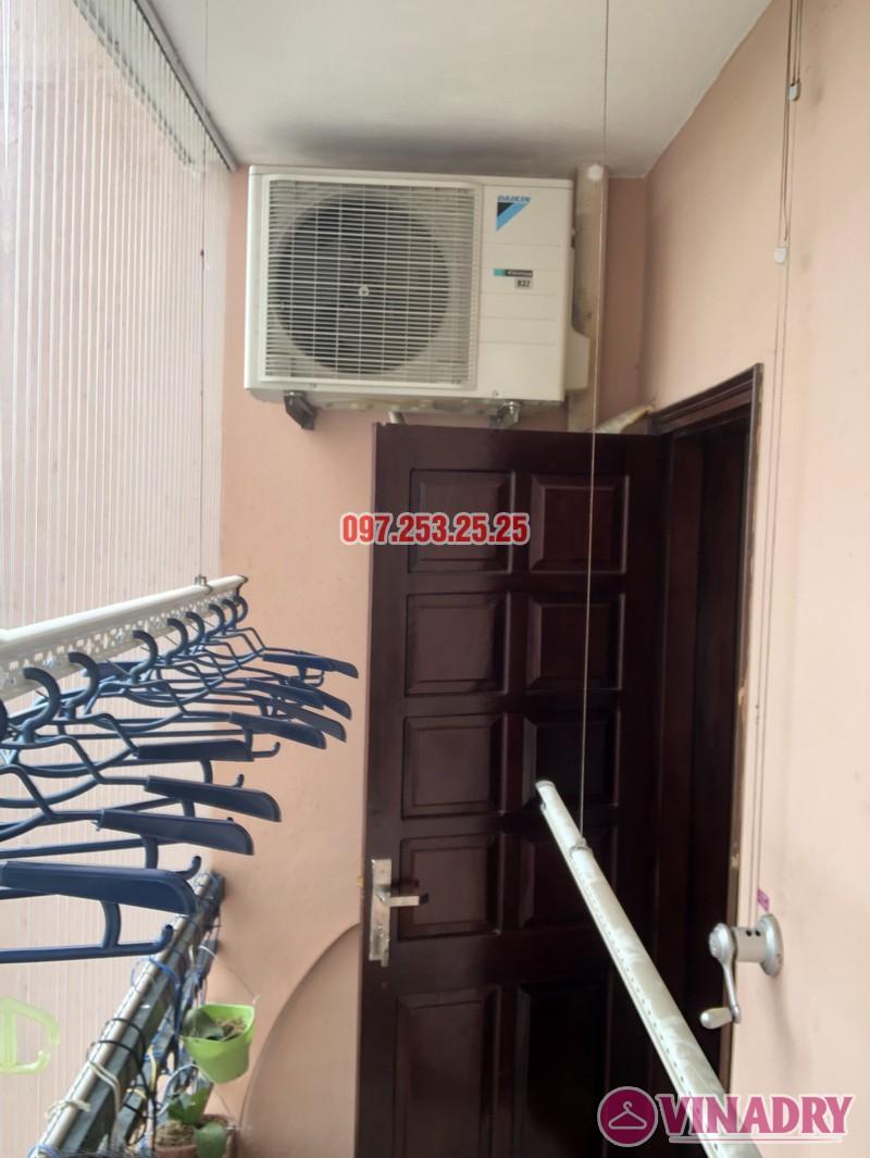 Sửa giàn phơi thông minh nhà chị Mai, căn 501 tòa B2 làng quốc tế Thăng Long, Cầu Giấy - 08