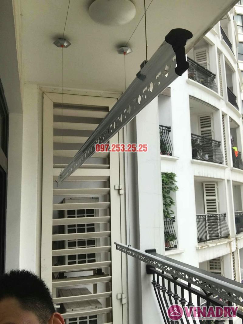 Sửa chữa giàn phơi thông minh tại tòa R4  Royal City nhà chị Ngọc - 03