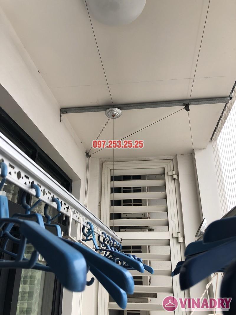Sửa giàn phơi quần áo tại Royal City nhà chị Tình, Tòa R4B - 07