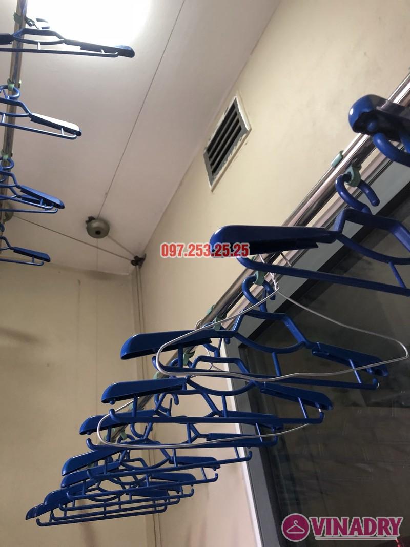 Sửa giàn phơi thông minh nhà chị Lợi, căn 1904 tòa CT2 chung cư The Pride Hà Đông - 07