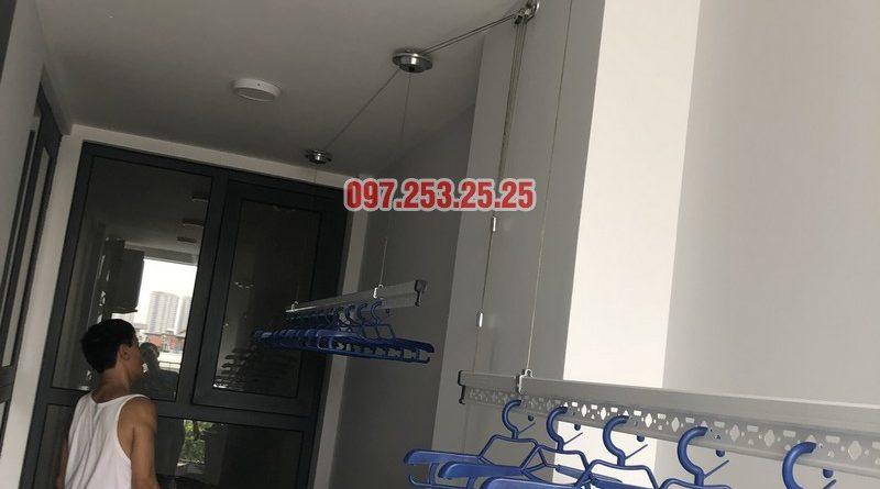 Lắp giàn phơi Long Biên nhà anh Yên, căn 310 tòa A chung cư Northern Diamond - 07