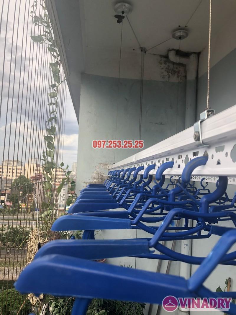 Lắp giàn phơi tại Cầu Giấy bộ 701 nhà chị Minh, căn 901 tòa B chung cư bộ kế hoạch và đầu tư - 03