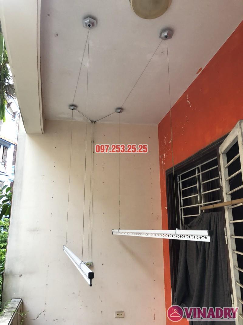 Lắp giàn phơi Đống Đa nhà anh Nghĩa, ngõ 82 Nguyễn Phúc Lai, Hoàng Cầu - 06