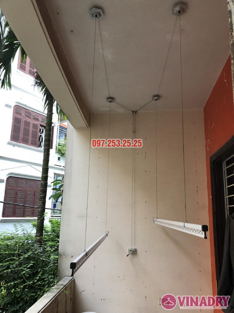 Lắp giàn phơi Đống Đa nhà anh Nghĩa, ngõ 82 Nguyễn Phúc Lai, Hoàng Cầu - 04