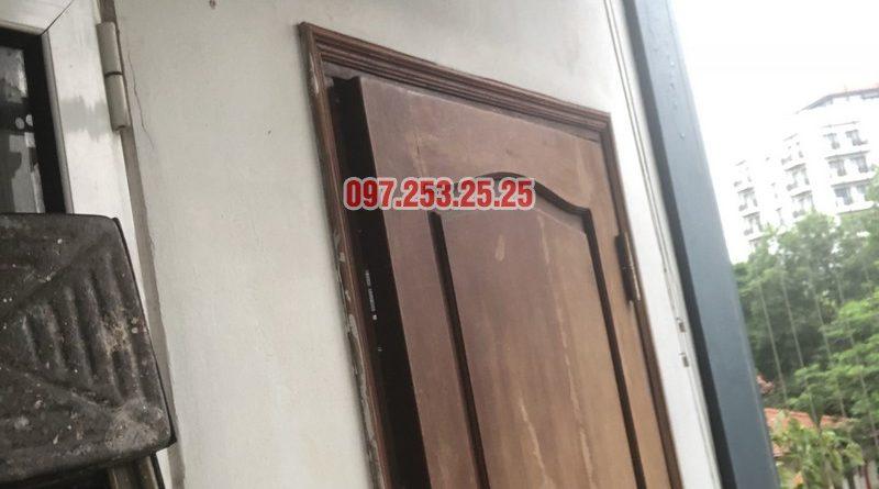 Sửa giàn phơi thông minh tại Tây Hồ, nhà anh Chiến, số 79 ngõ 35 Đặng Thai Mai - 05