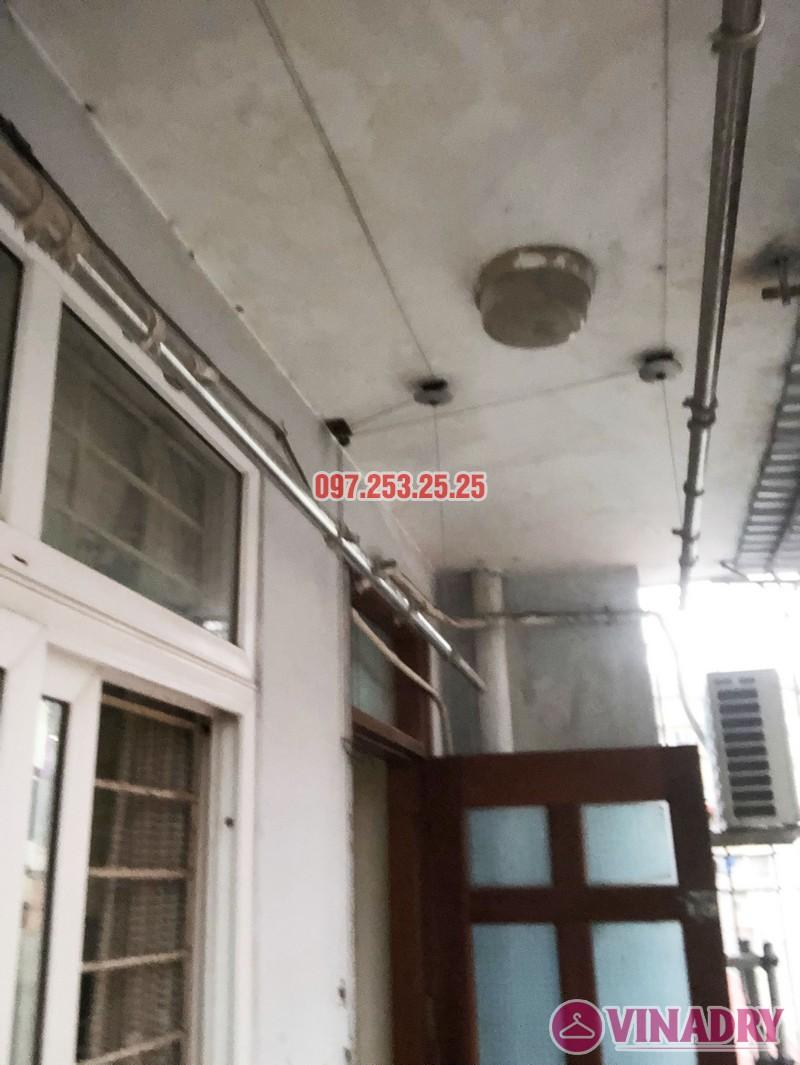 Sửa giàn phơi quần áo nhà anh Hải, căn 1508 tòa OCT2 KĐT Xuân Phương, Nam Từ Liêm, Hà Nội - 07