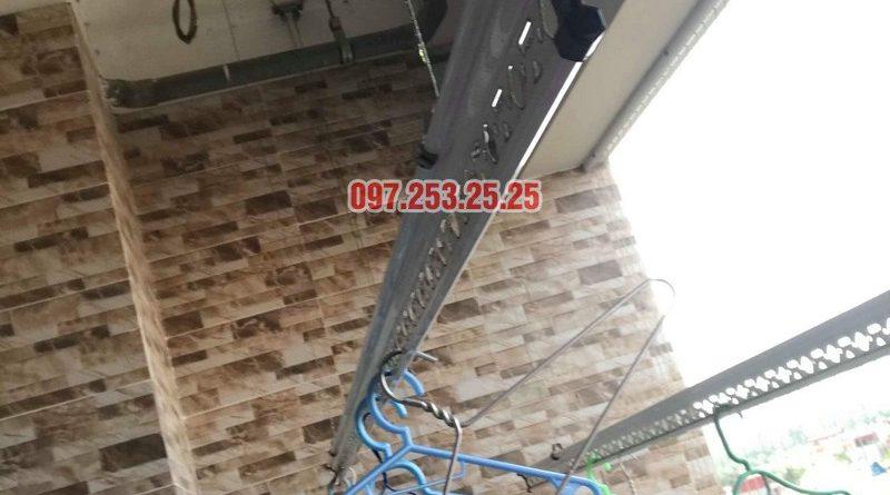 Sửa giàn phơi thông minh Thanh Xuân nhà chị Hảo, chung cư Star Tower - 07
