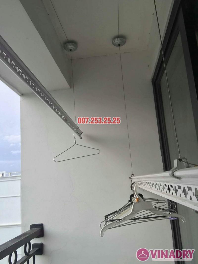 Sửa giàn phơi quần áo tại Hà Nội nhà chị Thắm, căn 2703 tòa T4 Times City - 04