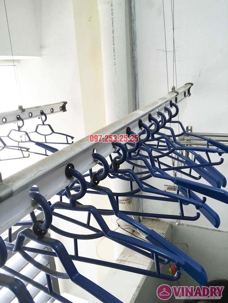 Sửa giàn phơi thông minh Hà Đông nhà chị Mai, chung cư Muberry Lane - 05