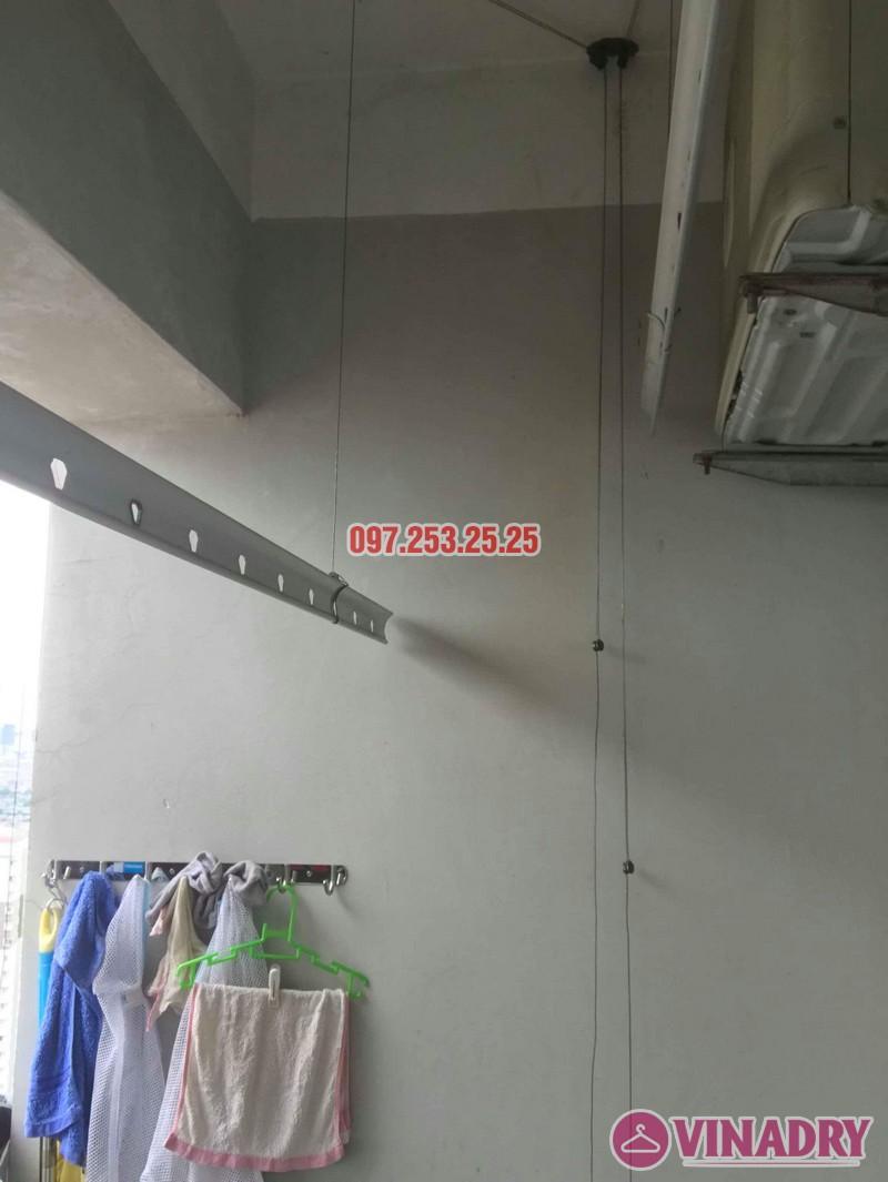 Sửa giàn phơi quần áo nhà chị Nhung, CT4 KĐT mới Xala Hà Đông - 06