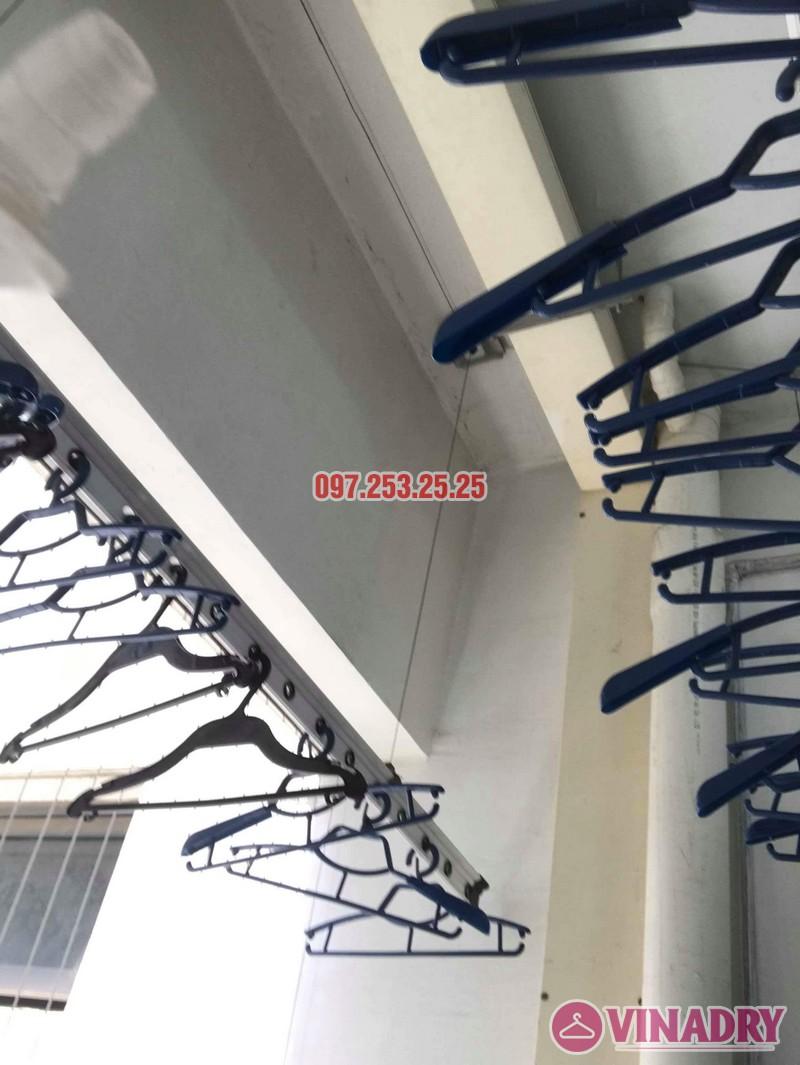 Sửa giàn phơi thông minh Hà Đông nhà chị Mai, chung cư Muberry Lane - 07