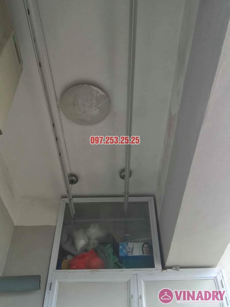 Sửa giàn phơi quần áo nhà chị Nhung, CT4 KĐT mới Xala Hà Đông - 08