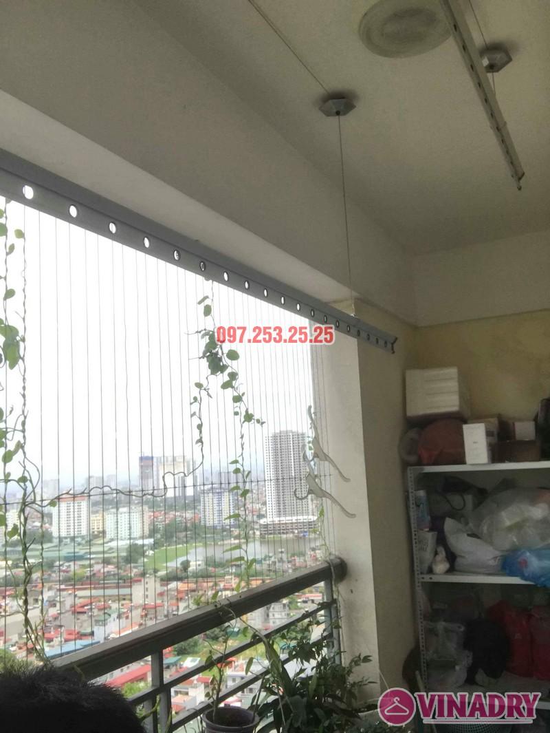 Sửa giàn phơi tại Hoàng Mai nhà anh Phú, chung cư Nam Đô Complex - 08