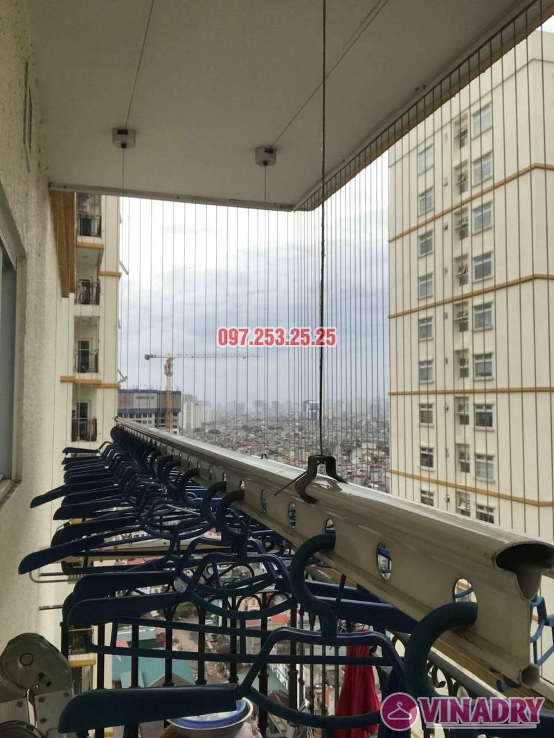 Sửa giàn phơi tại chung cư Hòa Bình Green, 505 Minh Khai, Hai Bà Trưng nhà chị Trang - 06