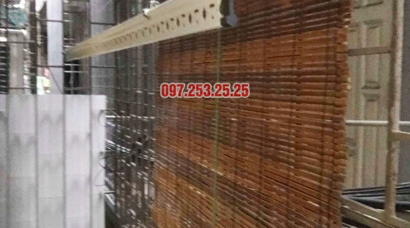 Sửa giàn phơi thông minh tại Hoàng Mai nhà chị Lý, ngách 122/296 Minh Khai - 02