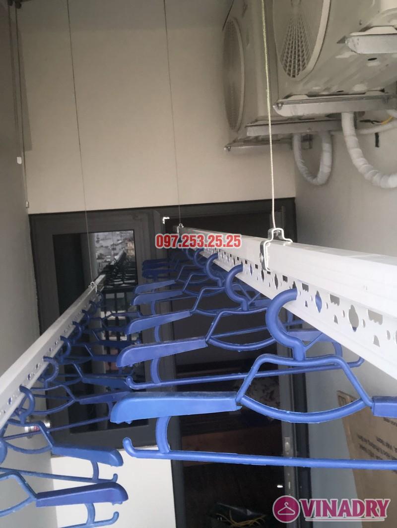 Lắp giàn phơi tại Bắc Từ Liêm nhà chị Hải, căn 701 chung cư C2 Xuân Đỉnh - 01