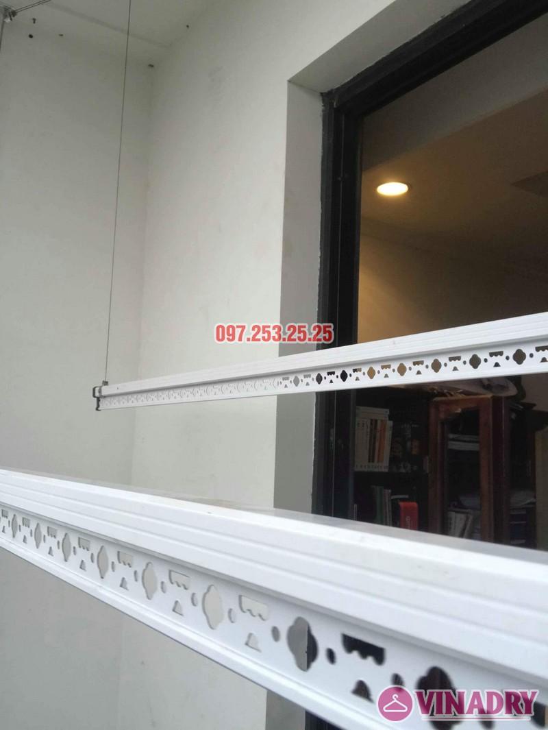 Lắp giàn phơi thông minh tại Royal City nhà Chị Tín, Tòa R6 - 03