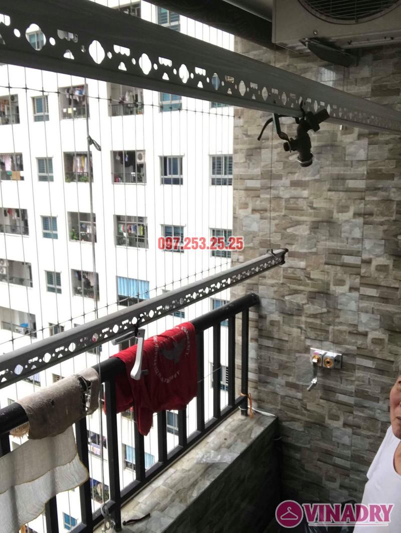 Sửa giàn phơi quần áo nhà chú Thịnh, Mạc Thái Tổ, Cầu Giấy, Hà Nội - 05