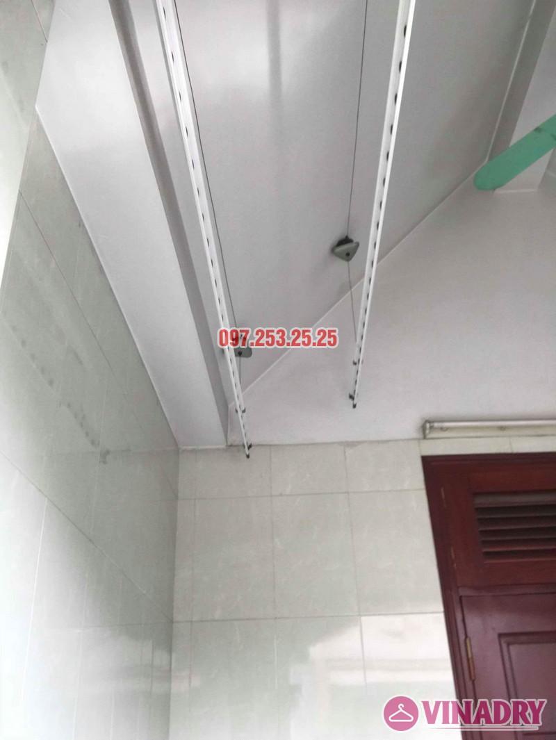 Sửa giàn phơi thông minh tại Tây Hồ nhà chú Thạc, Ngõ 68 An Dương - 01