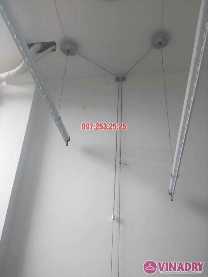 Sửa giàn phơi quần áo tại Nam Từ Liêm nhà anh Mạnh, tòa A3 Vinhome Gardenia _05