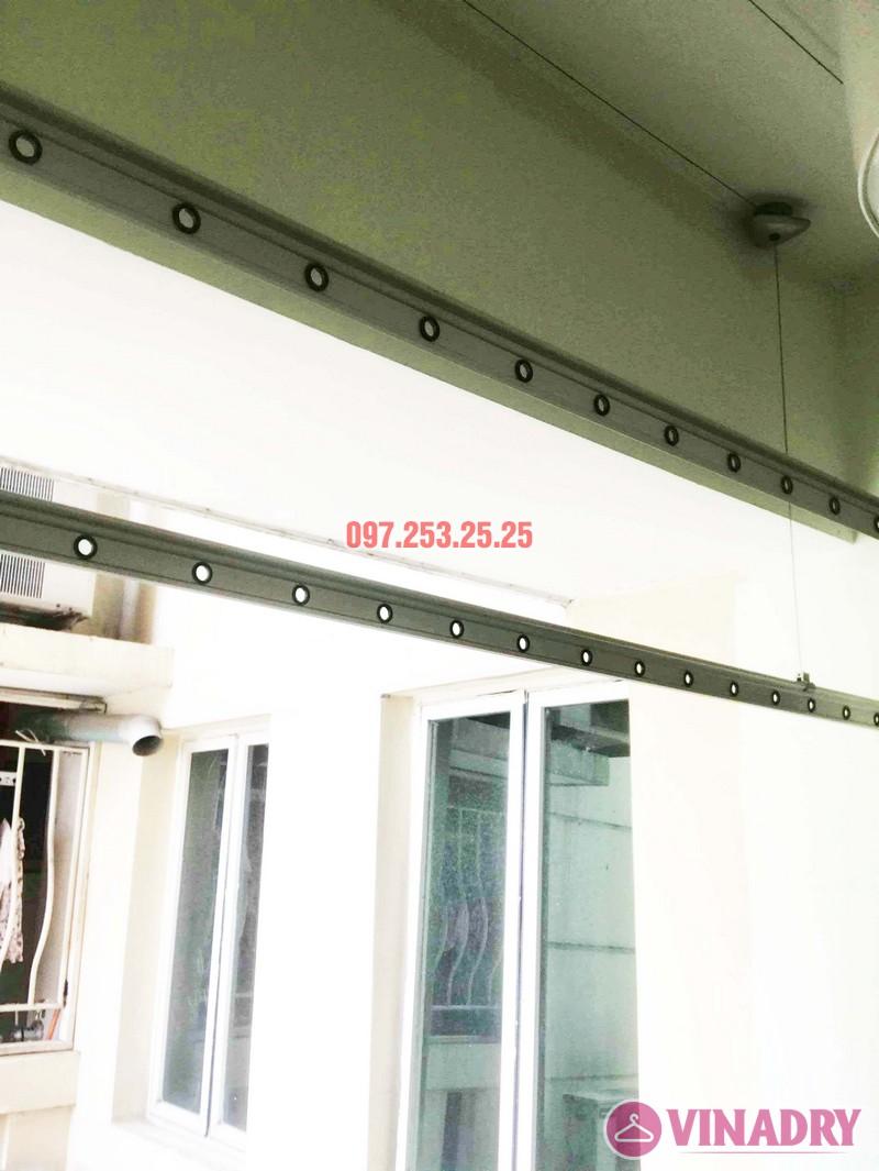 Sửa giàn phơi giá rẻ tại Tây Hồ nhà anh Đạt, tòa E2 chung cư Ciputra - 03