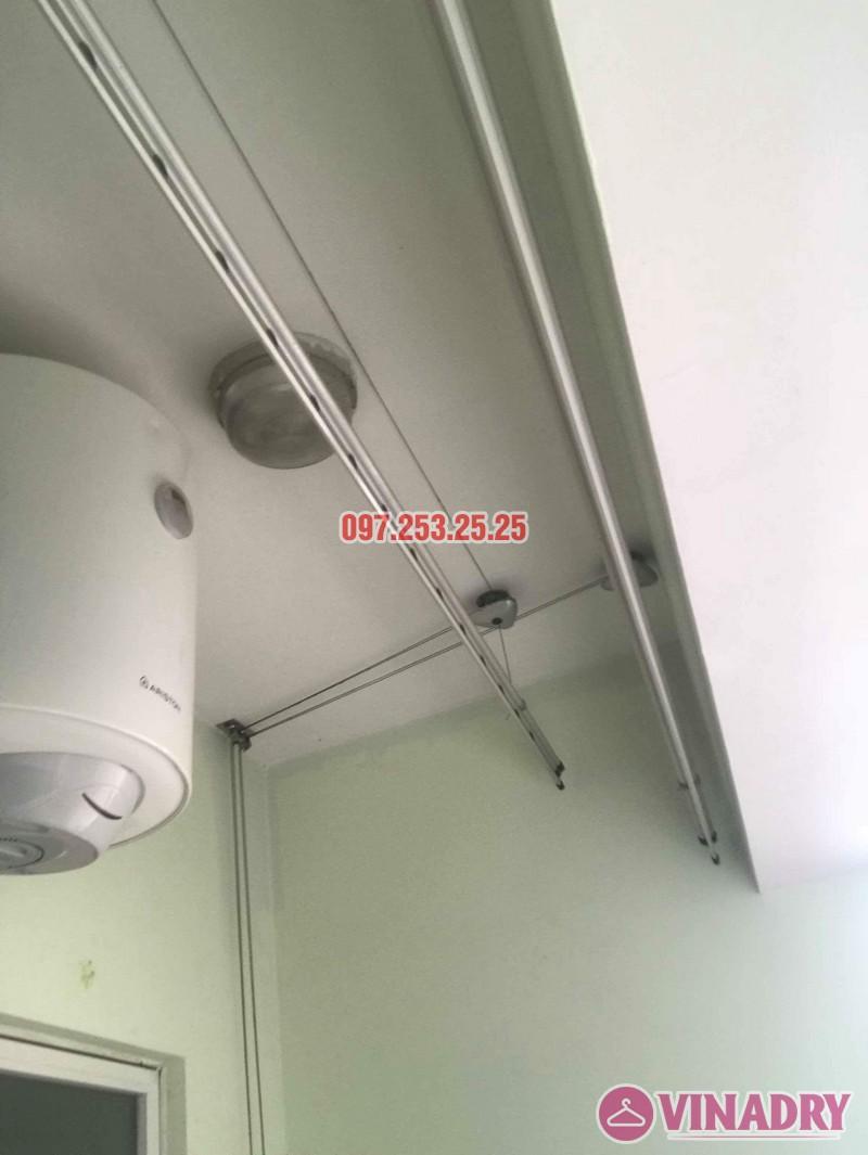 Sửa giàn phơi giá rẻ tại Tây Hồ nhà anh Đạt, tòa E2 chung cư Ciputra - 04