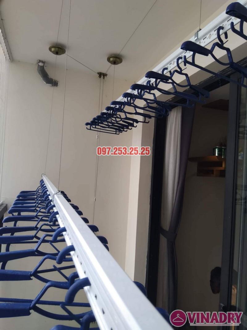 Lắp giàn phơi tại Nam Từ Liêm nhà anh Hậu, căn 2317 tòa Golden Field, 24 Nguyễn Cơ Thạch - 03