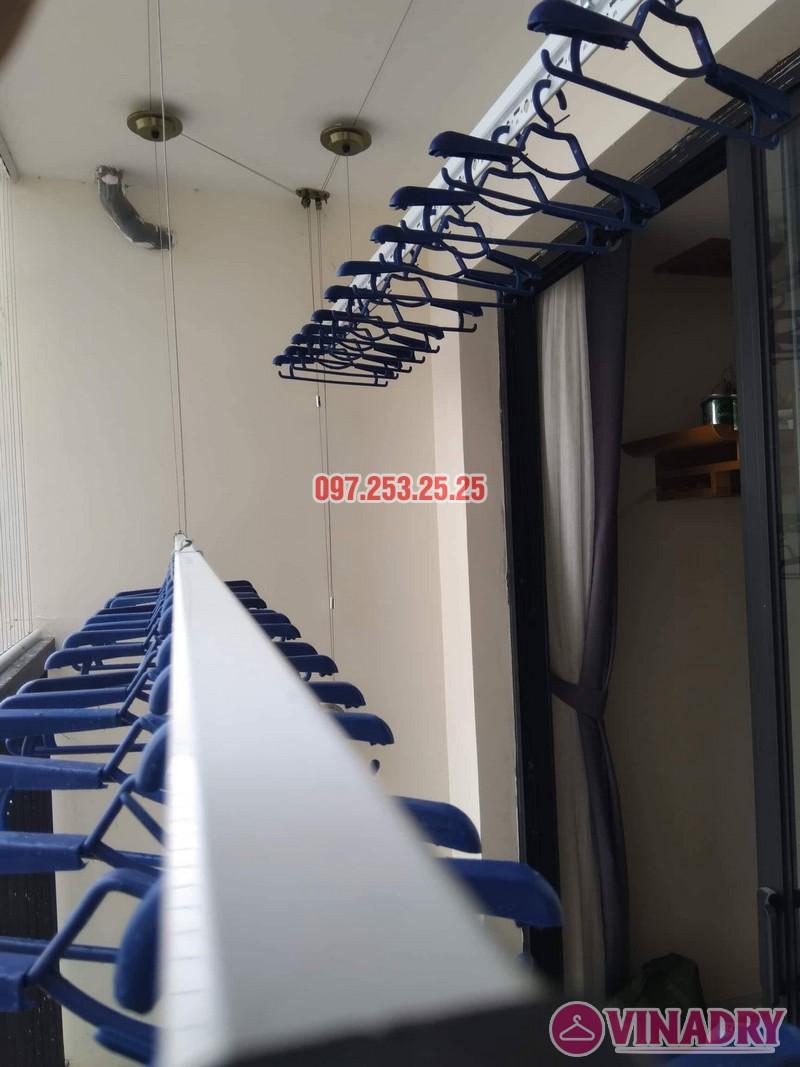 Lắp giàn phơi tại Nam Từ Liêm nhà anh Hậu, căn 2317 tòa Golden Field, 24 Nguyễn Cơ Thạch - 05