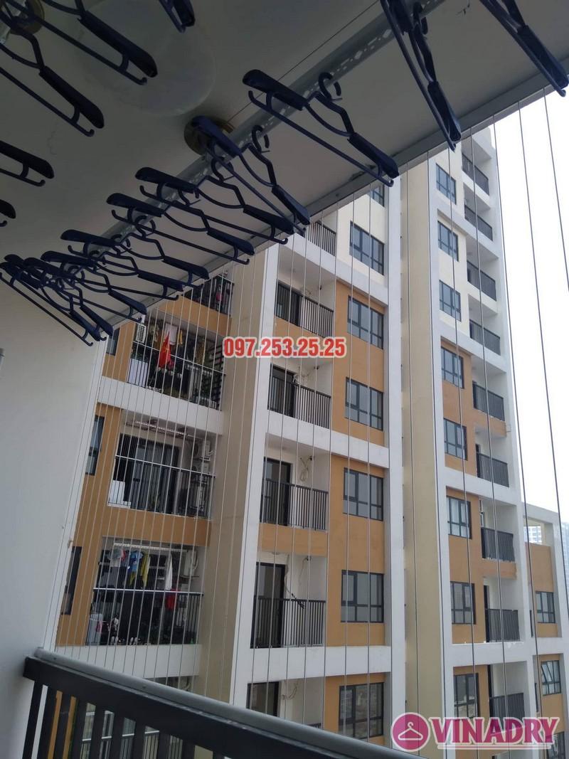 Lắp giàn phơi tại Nam Từ Liêm nhà anh Hậu, căn 2317 tòa Golden Field, 24 Nguyễn Cơ Thạch - 06