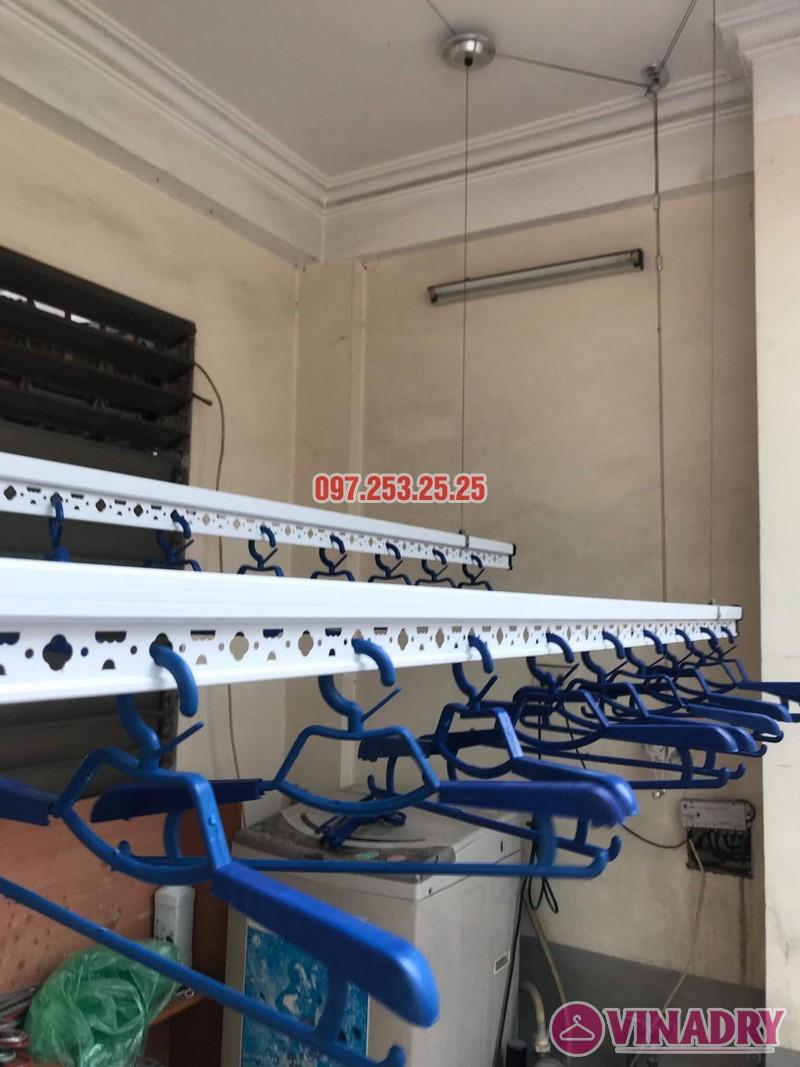 Lắp giàn phơi tại Hoàng Mai, Hà Nội nhà anh Minh, ngõ 151 Nguyễn Đức Cảnh - 07