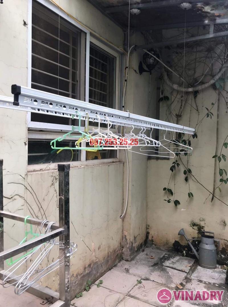Lắp giàn phơi tại KĐT Việt Hưng bộ Hòa Phát KS950 nhà anh Thiện - 04