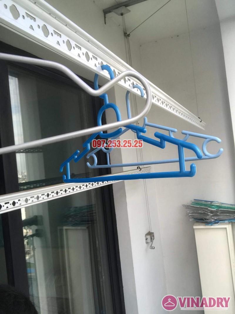 Sửa giàn phơi tại nhà giá rẻ: sửa giàn phơi nhà chị Hạnh, Tòa T4, Times City - 03
