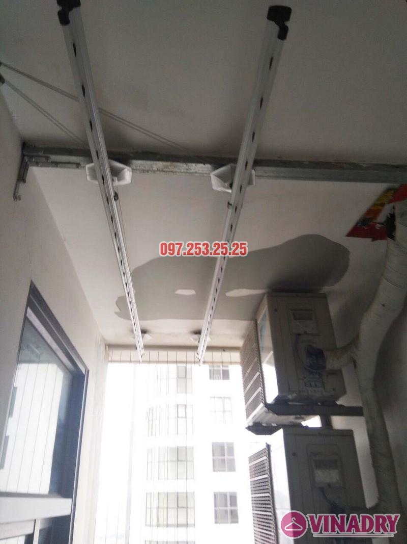 Sửa giàn phơi tại Thanh Xuân nhà cô Yến, căn 2210 chung cư 81 Lê Văn Lương - 05