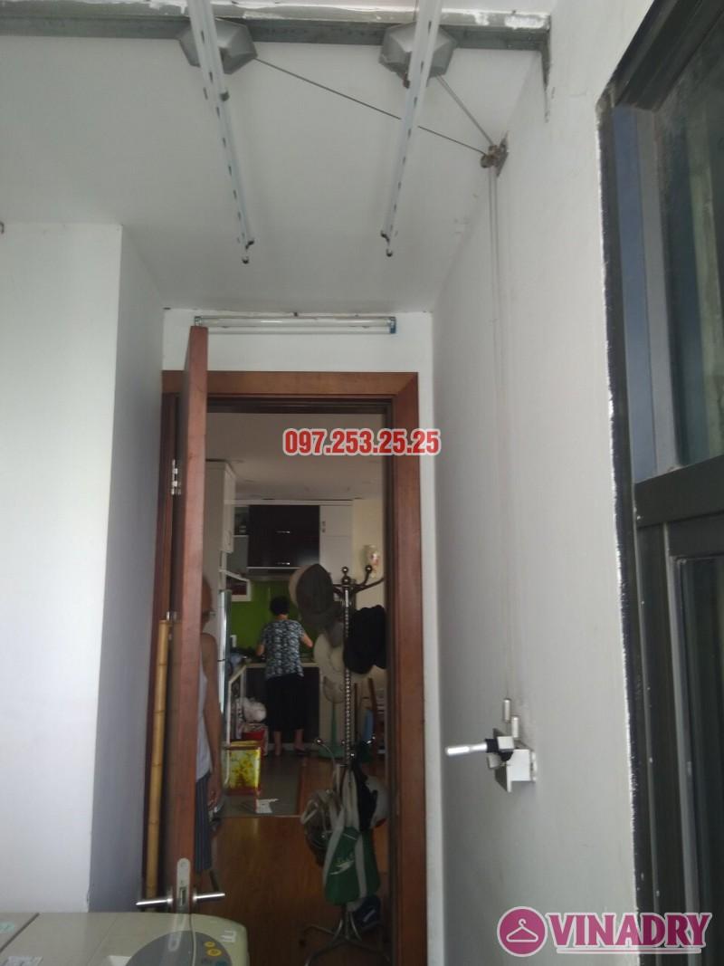 Sửa giàn phơi tại Thanh Xuân nhà cô Yến, căn 2210 chung cư 81 Lê Văn Lương - 07