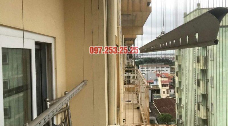 Sủa giàn phơi tại Long Biên nhà chị Khanh, KĐT Sài Đồng - 03