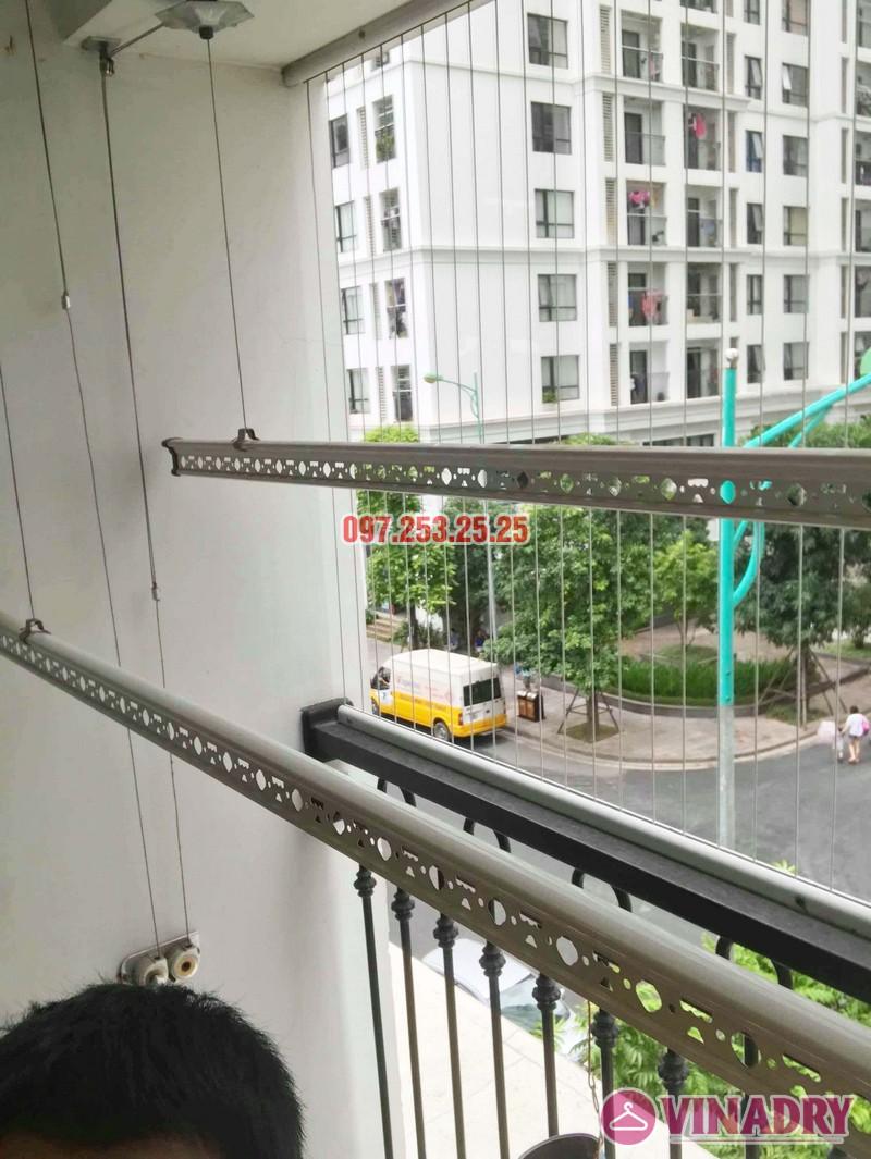Sửa giàn phơi quần áo tại Hà Nội nhà chị Minh, tòa T11 Times City - 03