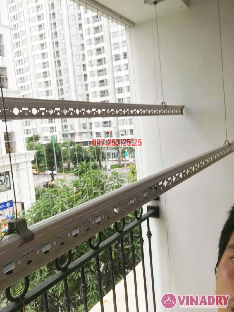 Sửa giàn phơi quần áo tại Hà Nội nhà chị Minh, tòa T11 Times City - 04