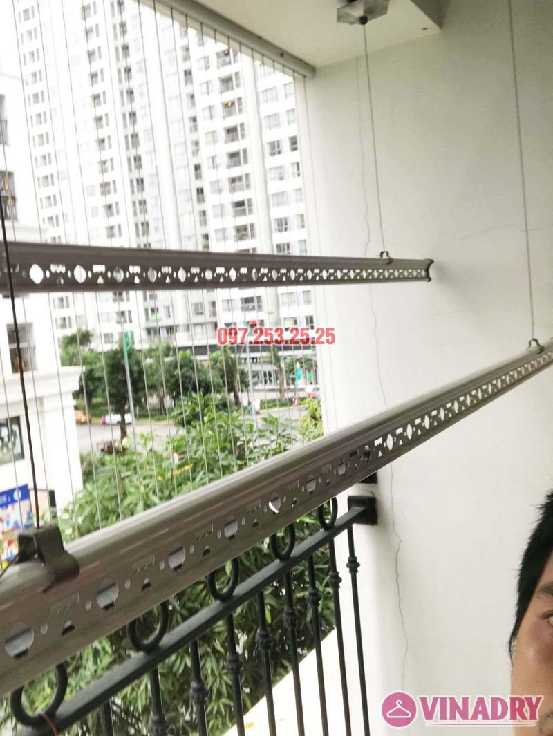 Sửa giàn phơi quần áo tại Hà Nội nhà chị Minh, tòa T11 Times City - 05